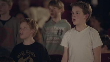 Boychoir - Flashmob