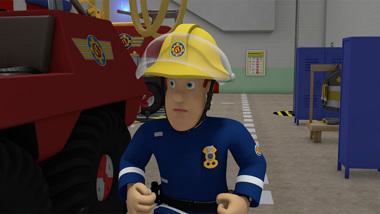 Brandweerman Sam: UFO Alarm - trailer