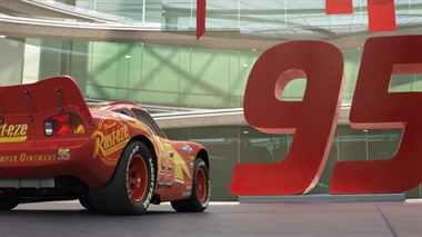 Cars 3 - sneak peek