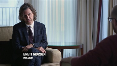 Cobain: Montage of Heck - interview Brett Morgen
