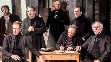 The Old Vic's The Crucible - trailer