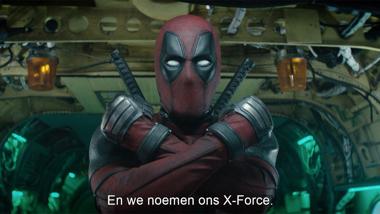 Deadpool 2 - nieuwe trailer
