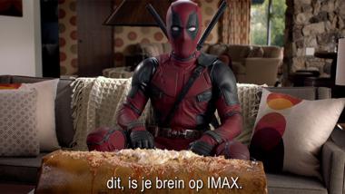 Deadpool - IMAX clipje