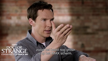Doctor Strange - IMAX aspect ratio clip