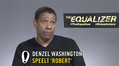 The Equalizer - interview