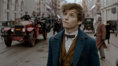 Fantastic Beasts And Where To Find Them - Comic Con trailer