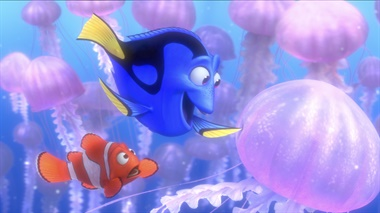 Finding Nemo 3D - trailer