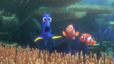 Finding Dory (NL) - trailer