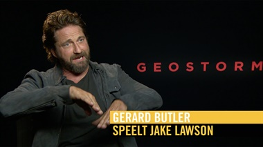 Geostorm - interview