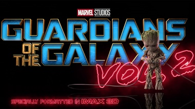 Guardians of the Galaxy Vol. 2 - IMAX featurette