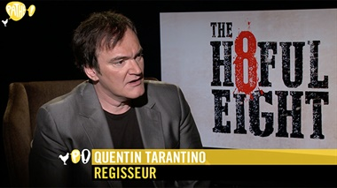 The Hateful Eight - voorproefje interview