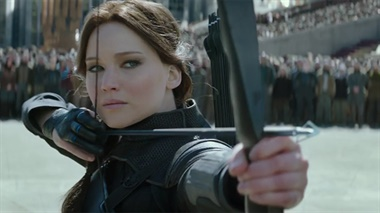 The Hunger Games: Mockingjay - Part 2 - trailer 1
