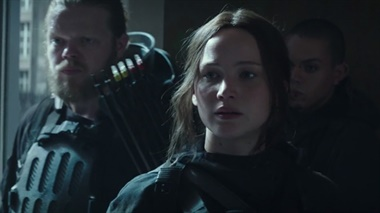 The Hunger Games: Mockingjay Part 2 - trailer 5