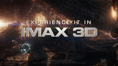 Independence Day: Resurgence - IMAX clipje