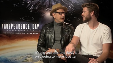 Independence Day: Resurgence - IMAX featurette