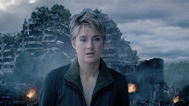 Divergent Series: Insurgent - teaser