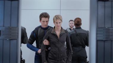 Divergent Series: Insurgent - trailer
