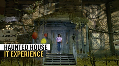 IT Experience: Haunted House