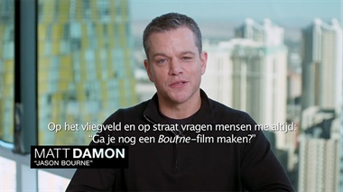 Jason Bourne - featurette