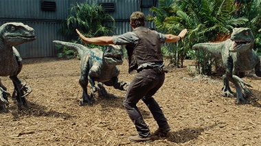 Jurassic World - Super Bowl clip