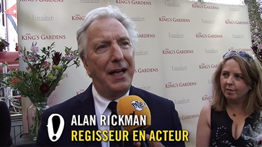 Interview Alan Rickman