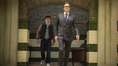 Kingsman: The Secret Service - trailer 3