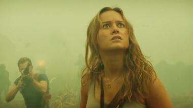 Kong: Skull Island - Comic Con trailer
