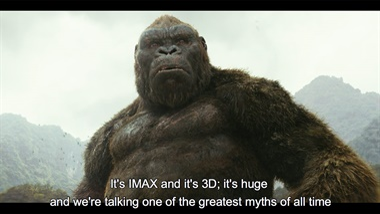 Kong: Skull Island - IMAX featurette