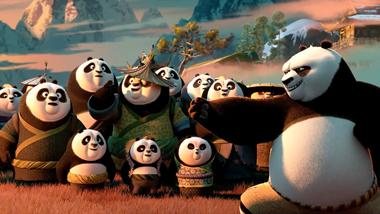 Kung Fu Panda 3 - Trailer 2 (nl)