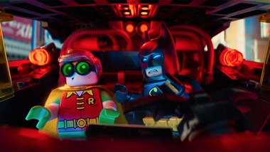The Lego Batman Movie - Comic Con trailer