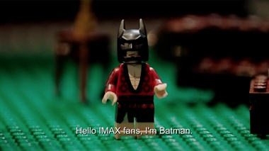 The LEGO Batman Movie - IMAX featurette