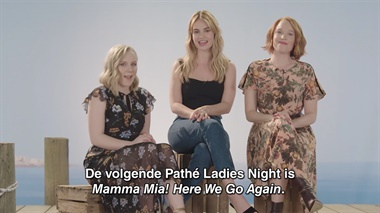 Mamma Mia! Here We Go Again - Ladies Night trailer