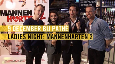 Mannenharten 2 - Ladies Night
