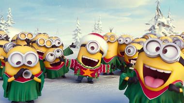 Minions - Kerstfilmpje