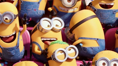 Minions - Super Bowl clip
