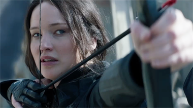 The Hunger Games: Mockingjay - Part 1 - trailer