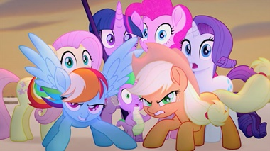 My Little Pony: De Film - trailer
