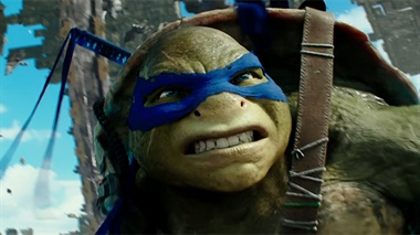 Ninja Turtles: Out of the Shadows - trailer 2