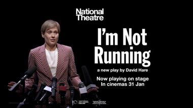 I'm not Running