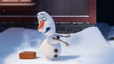 Olaf's Frozen Adventure - trailer