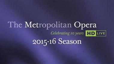 Pathé Opera - seizoen 2015/2016 trailer