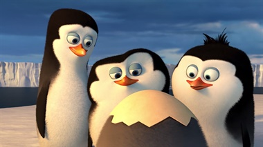 The Penguins of Madagascar - openingsscène