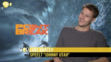 Point Break - interview