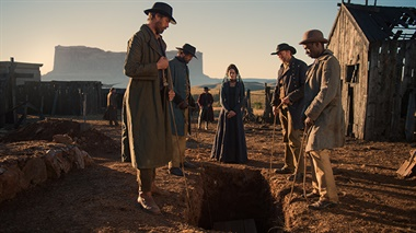 The Salvation - trailer