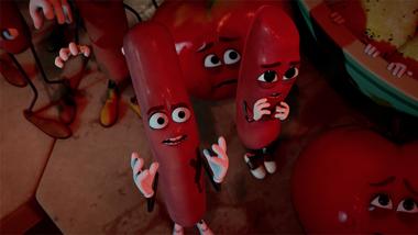 Sausage Party - trailer
