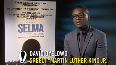 Selma - interview