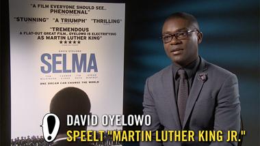 Selma - interview