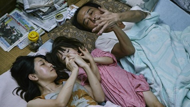 Shoplifters - Eerste trailer