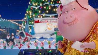 Sing - kerstclipje