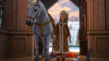 De Sneeuwkoningin - trailer